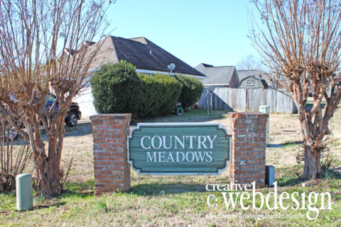 Country Meadows Subdivision