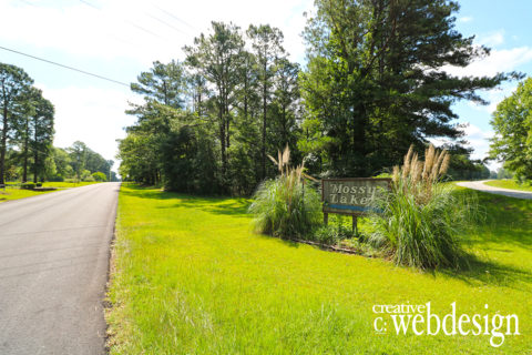 Mossy Lake Subdivision in Perry GA 31069
